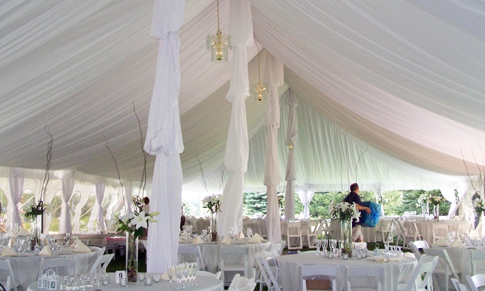 Upstate Party Rental - Syracuse: Party-Equipment Rental from Upstate Party Rental (Up to 66% Off). Two Options Available.