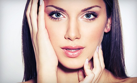 Permanent Makeup for Brows, Upper and Lower Lids, or Lip Line with Optional Lip Fill at Bahia Beauty LLC (Up to 68% Off)