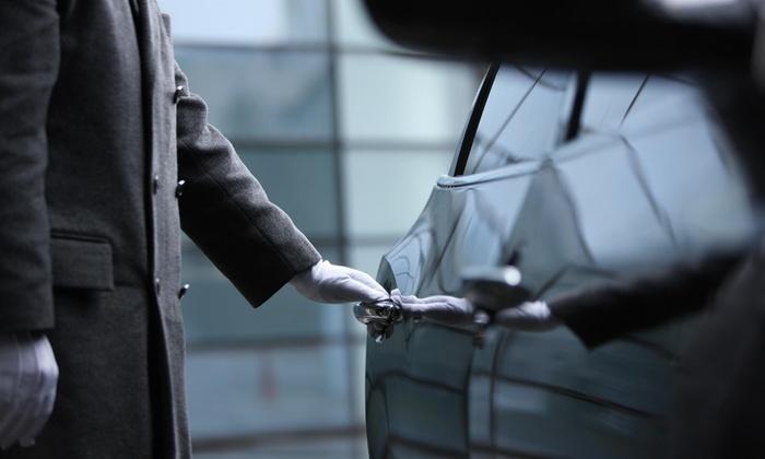Pamo Executive Car Service - New York City: 10 Hours of Car Services from Pamo Executive Car Service (45% Off)