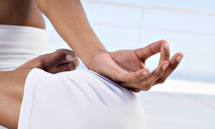 Aikyum Yoga - Irvine: 10 Yoga Classes or One Month of Unlimited Yoga Classes at Aikyum Yoga (Up to 51% Off)