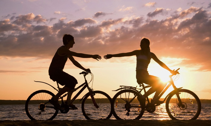 English Bay Bike Rentals - West End: Two-Hour or Full-Day Bike Rental for One or Two from English Bay Bike Rentals (Up to 51% Off)