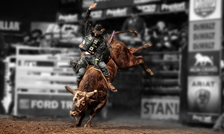 Ticket to PBR: BlueDEF Velocity Tour at Jacksonville Veterans Memorial Arena on Saturday, March 7, at 7 p.m. (49% Off)