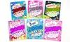 2,000 Stickers 6-Book Bundle: 2,000 Stickers 6-Book Bundle