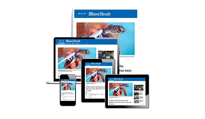 Subscription And Delivery Miami Herald Groupon