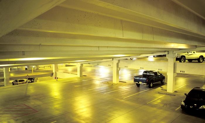 parking a roport bordeaux saint jean d 39 illac aquitaine groupon getaways. Black Bedroom Furniture Sets. Home Design Ideas