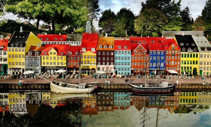 LEGOLAND® w Danii: bilet dla rodziny -50%