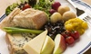 West Green Deli - Stokesley: Ploughman's and Drinks For Two for £6.90 at West Green Deli (Up to 50% Off)