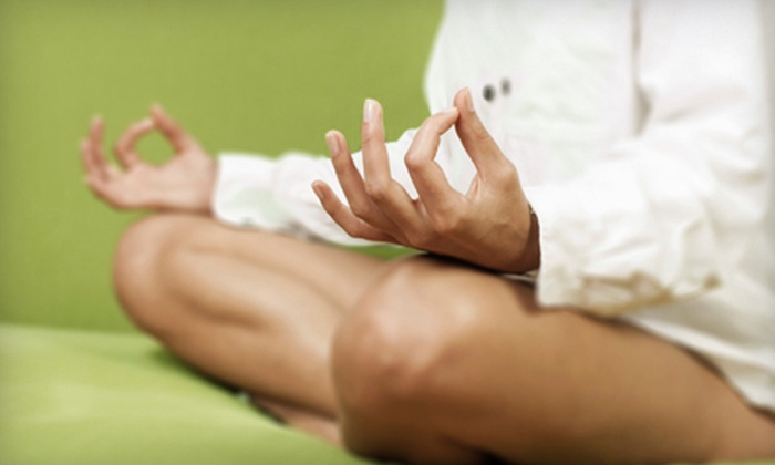 Temple Road Yoga - Fort Worth: 10 or 15 Yoga Classes, or One Month of Unlimited Yoga Classes at Temple Road Yoga (Up to 83% Off)