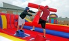 Mega Blast Inflatables - Austin: One-Hour or Three-Hour Inflatable-Jousting Rental from Mega Blast Inflatables (Up 54% Off)