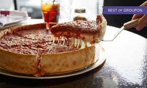 Jonny's Pizza & Pasta: Pizza and Casual Italian Fare at Jonny's Pizza and Pasta (Up to 42% Off). Two Options Available.