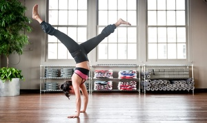 STUDIOMIX: $99 for a One-Month Gym Membership with Unlimited Club and Class Access at STUDIOMIX ($240 Value)