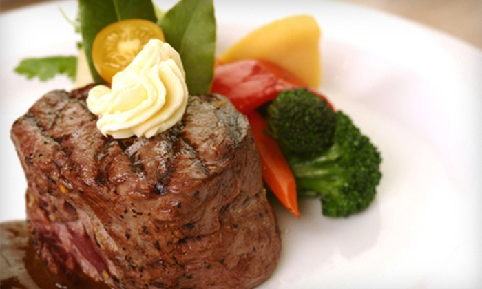 Walker's Dam Grill - Lanexa: Steaks, Seafood, and Pasta for Brunch, Lunch, or Dinner at Walker's Dam Grill (Half Off)