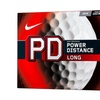 12-Pack of Power Distance Long Golf Balls