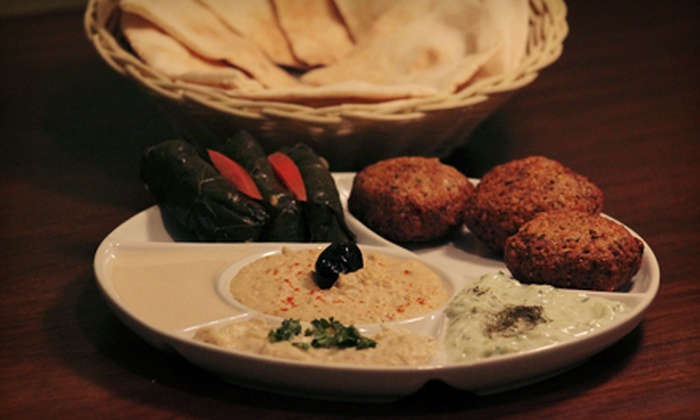 Shahrazad Restaurant - Downtown: $15 for $30 Worth of Middle Eastern Food at Shahrazad Restaurant