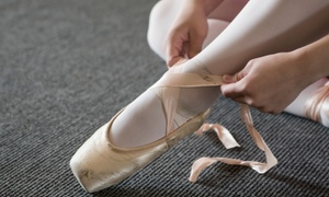 Allegro Dance School: Four Dance Classes for a Toddlers or Children at Allegro Dance School (Up to 52% Off)