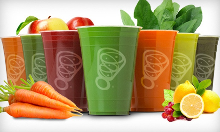 Juice It Up! - Upland: $10 for $20 Worth of Healthy Smoothies and Specialty Juices at Juice It Up!