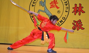 Wah Lum Kung Fu of Concord: One Month of Youth or Adult Martial-Arts Classes at Wah Lum Kung Fu of Concord (61% Off)