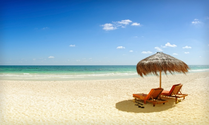 Beachscape Kin Ha Villas & Suites - Quintana Roo: Four- or Seven-Night All-Inclusive Stay at Beachscape Kin Ha Villas & Suites in Cancún, Mexico