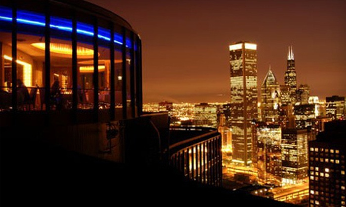 Cité - Near North Side: $30 for $60 Worth of Contemporary French-American Cuisine with Panoramic Skyline Views at Cité