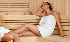 Talega Day Spa: Three or Five Infrared-Sauna Sessions, Month of Sauna Sessions, or a Sauna Package at Talega Day Spa (Up to 53% Off)