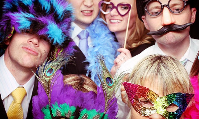 Pix Photo Booth - Birmingham: $239 for a Two-Hour Photo-Booth Rental from Pix Photo Booth ($495 Value)