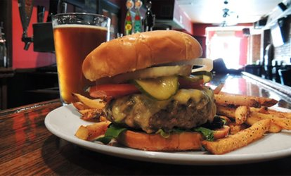 image for Pub Dinner for Two or Four at Bobby Ray's Pennsauken Tavern (Up to 44% Off)