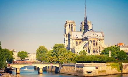 Parijs: 1 tot 3 of 5 overnachtingen met ontbijt in hotel Coral voor 2 personen