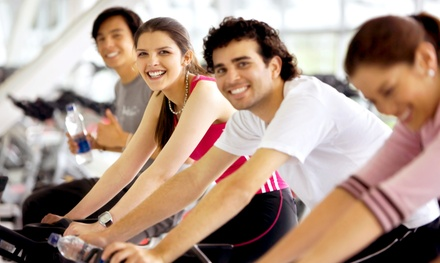4, 8, or 12 RealRyder Spin Classes at Power Ryde (Up to 75% Off)