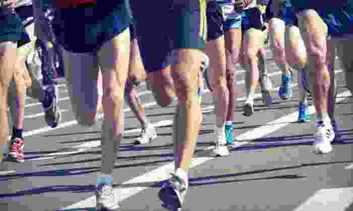 USRA Half Marathon Series - Barelas: 5K or Half Marathon for One or Two on Saturday, July 13, from USRA Half Marathon Series (Up to 63% Off)