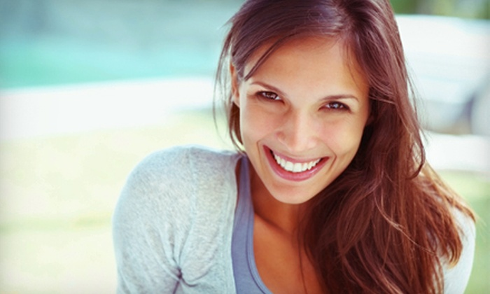 Andre Kandy DDS - Griffin Hgts: Dental Exam, X-rays, and Cleaning with Option for Teeth-Whitening from Andre Kandy DDS (Up to 82% Off)