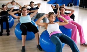 Core Value Pilates: Five or Ten Group Pilates or Yoga Classes at Core Value Pilates (Up to 61% Off)
