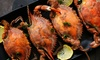Blue Crab Trading Company: Seafood Packages & Blue Crab by the Dozen, Half Bushel, & Bushel from Blue Crab Trading Company (Up to 50% Off)