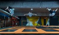 1 hora y media de saltos en camas elásticas para 1, 2 o 4 personas desde 8,95 € en Urban Planet Jump Sambil