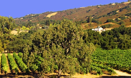 Wine Tasting for Two or Four with Credit Toward Wine Purchase at Galante Vineyards Tasting Room (Up to 38% Off)