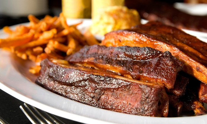 TC's Rib Crib - Spring Valley: Barbecue for Lunch, Dinner, or a Catered Meal at TC's Rib Crib (Up to 50% Off)