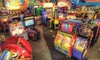 Bounce-a-Rama - Midtown: $195 for a Silver Birthday-Party Package for Up to 15 Children at Bounce-a-Rama ($395 Value)