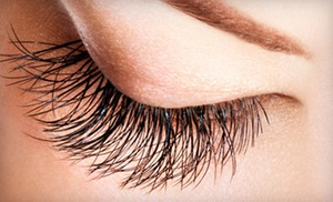 Diva Lash Boutique: Eyelash Extensions with 35, 55, or 65 Lashes Per Eye at Diva Lash Boutique (Up to 63% Off)