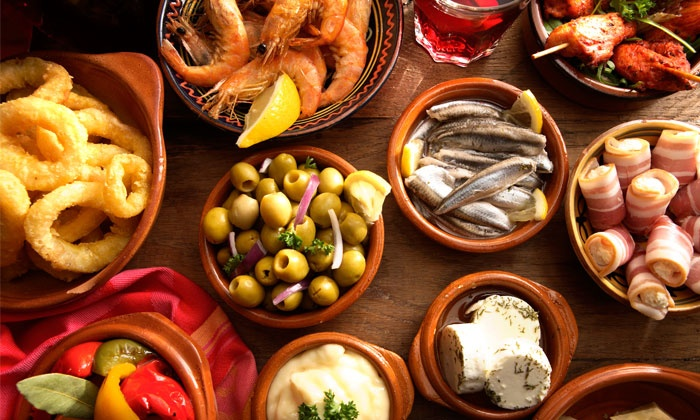 Tapas 6 18 Pers Thuisbezorgd Catering Cadeau B V Groupon