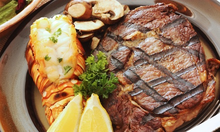 New American Cuisine for Two or Four or More at Matthew's Restaurant (Up to 39% Off)