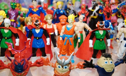 VIP Entry for Two, Four, or Six to a Vintage-Collectibles Show from Retr-O-Rama Collectibles (Up to 54% Off)