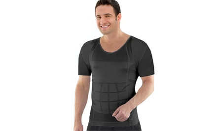 Insta Trim Men's Short-Sleeve Compression Tees