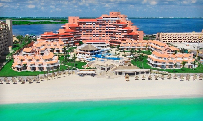 Omni Cancun Hotel & Villas - Cancún, Mexico: 4-, 5-, or 7-Night All-Inclusive Stay at Omni Cancun Hotel & Villas in Mexico