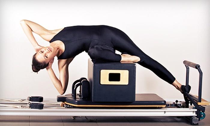 El Cerrito Fitness - Richmond Annex: 5 or 10 Mat or Reformer Pilates Classes at El Cerrito Fitness (Up to 74% Off)