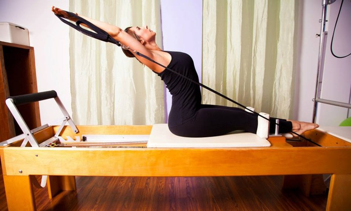 Pilates On Belmont - Belmont Heights: Three or Five Pilates Reformer Classes at Pilates On Belmont (Up to 59% Off)