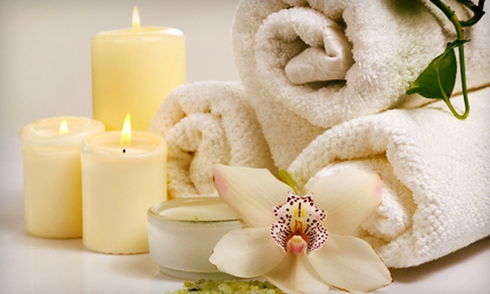 Beauty Place - Midtown East: 60-Minute Massage with Optional Facial and Microdermabrasion at Beauty Place (Up to 71% Off)