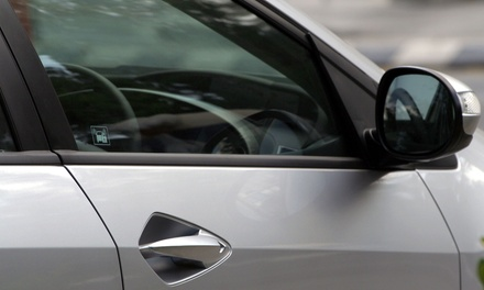 Window Tinting for Three or Five Car Windows at Vaughan's Mobile Electronics (50% Off)