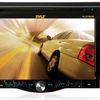 """Pyle 7"""" Touschscreen In-Dash CD/DVD Receiver with Bluetooth"""
