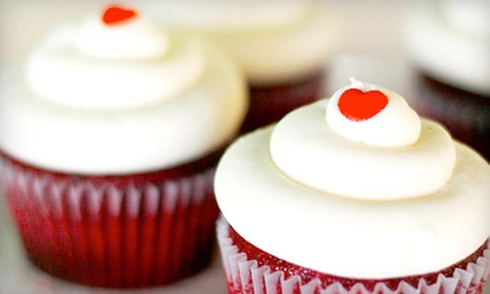 Cake Bites - Athens, GA: $15 for a Dozen Cupcakes from Cake Bites (Up to $32 Value)