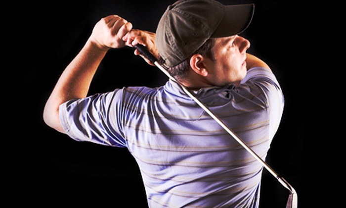 Golf USA  - Limerick: Two or Four Buckets of Indoor-Driving-Range Balls or $20 for $40 Worth of Golf Merchandise at Golf USA in Limerick
