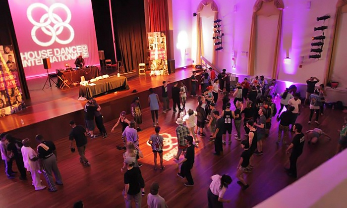 House Dance International - Jamaica Performing Arts Center: House Dance International at Jamaica Performing Arts Center, July 3–5 (Up to 43% Off)